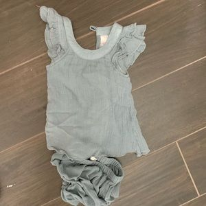 Other - Yo baby outfit with bloomers